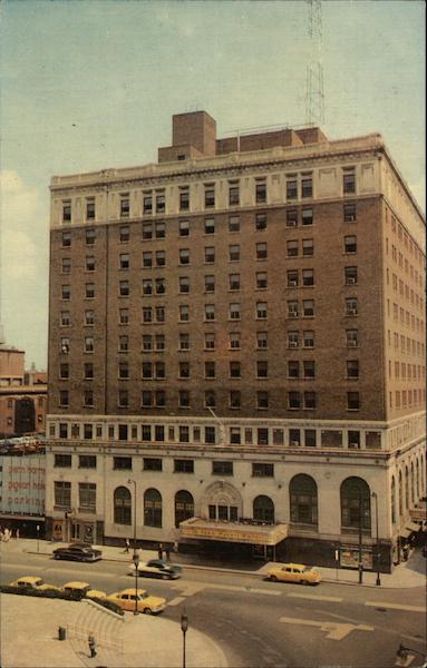 The Penn-Harris Hotel Harrisburg Pennsylvania