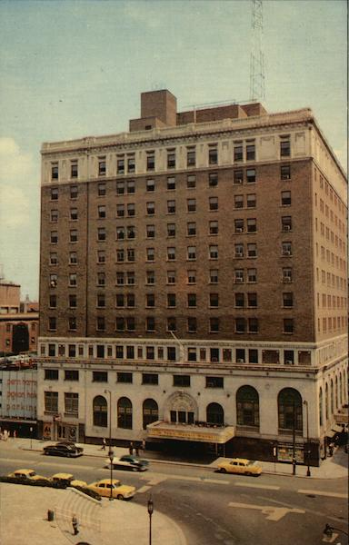 The Penn Harris Hotel Harrisburg Pennsylvania