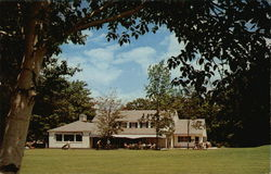 The Taconic Golf Club House