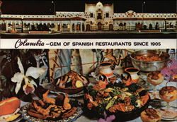 Columbia - Gem of Spanish Restaurants Since 1905