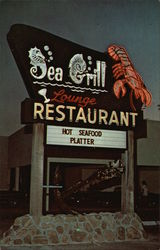 Sea Grill Restaurant & Lounge