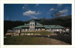 Marshfield Station, Mount Washington Cog Railway