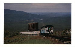 Walmbek Tank, Mount Washington Cog Railway