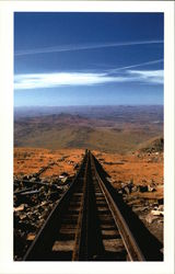 Mount Washington Cog Railway, White Mountains