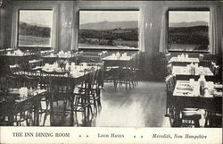 The Inn Dining Room, Loch Haven