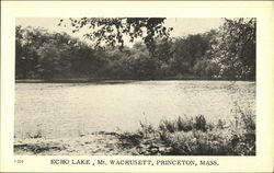 Echo Lake at Mt. Wachusett