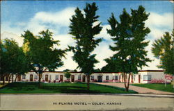 Hi-Plains Motel - The Golden Buckle of the Wheat Belt