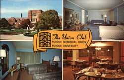 The Union Club, Purdue Memorial Union, Purdue University