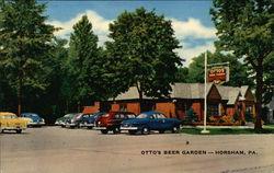 Otto's Beer Garden