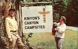 Kinyon's Canyon Campsites