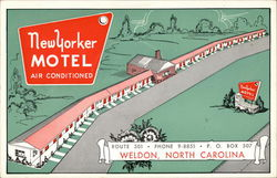New Yorker Motel & Restaurant