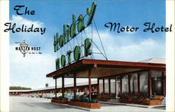 The Holiday Motor Hotel
