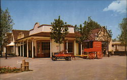 Breck's Authentic Country Store at Pleasure Island Postcard