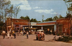 Gold Pan Gulch at Pleasure Island Postcard
