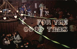 "Bobby Gage's ""For The Good Times"" Restaurant and Lounge"