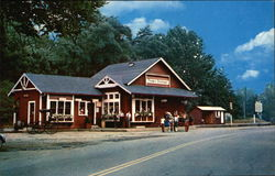 Pride's Crossing Railroad Depot