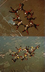 "The ""Get it Together"" Parachute Team"