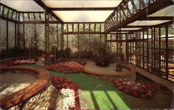 The Floral Conservatory Postcard