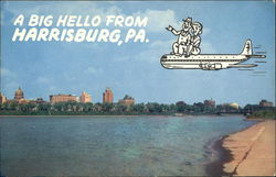 A Big Hello From Harrisburg - Capital of the Keystone State