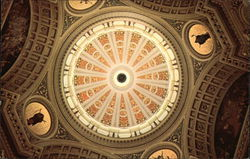 State Capitol - Interior of Dome