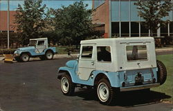 Meyer Cabs for Jeep Universals
