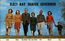 Elect Ray Shafer Governor