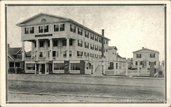 Hotel Ashworth Hampton Beach New Hampshire