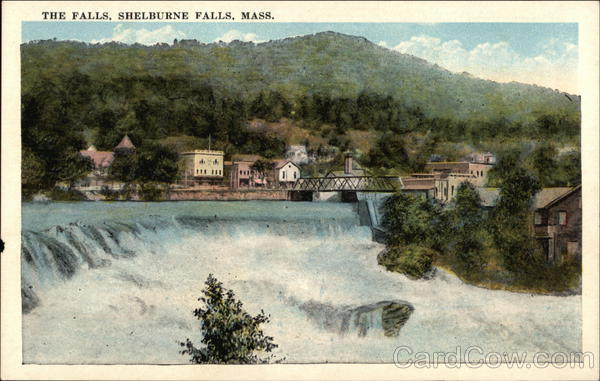 The Falls Shelburne Falls Massachusetts