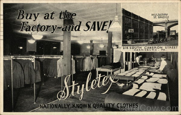 Styletex - Nationally Known Quality Clothes Harrisburg Pennsylvania