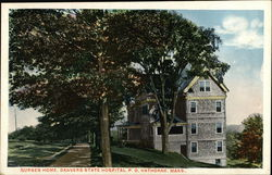 Nurses Home, Danvers State Hospital