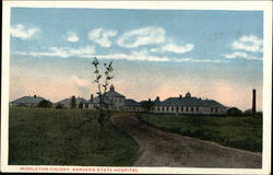 Middleton Colony, Danvers Hospital