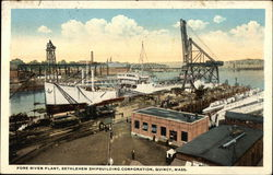 Fore River Plant, Bethlehem Shipping Corporation