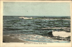 Surf at Woods Hole