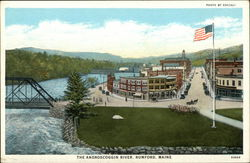 The Androscoggin River