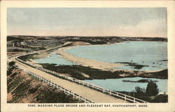Wadding Place Bridge and Pleasant Bay