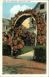Rose Arch Breakers