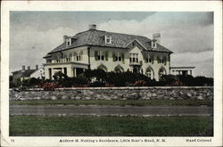 Andrew H. Nutting's Residence, Little Boar's Head