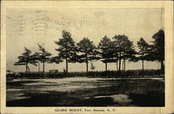 Guard Mount, Fort Slocum