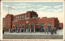 Employment Office, Remington Arms and Ammunition Company