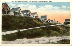 Mayflower Heights, The Hillside