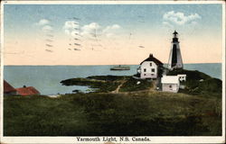 Yarmouth Light
