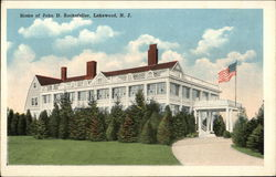 Home of John D. Rockefeller