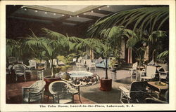 The Palm Room, Laurel-In-The Pines