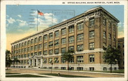 Buick Motor Co. Office Building