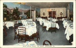 Main Dining Room, The Emery