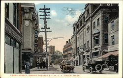 Essex Street, Empire Theatre & Y.M.C.A.