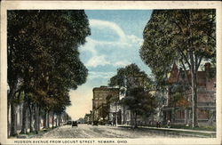 Hudson Avenue from Locust Street