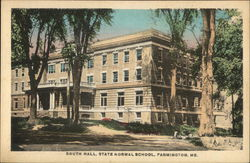 South Hall, State Normal School