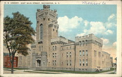 US Armory, East Main Street