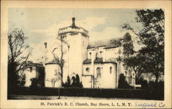 St. Patrick's R. C. Church, Long Island